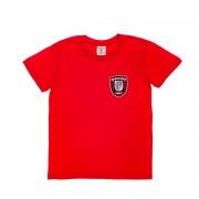 T-shirt Παιδικό-Εφηβικό Κόκκινο